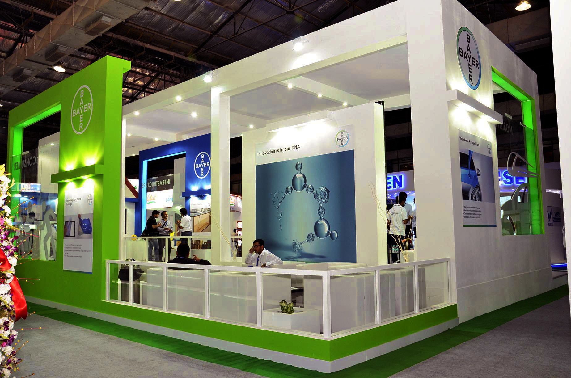 Paint India 2014 Bayer