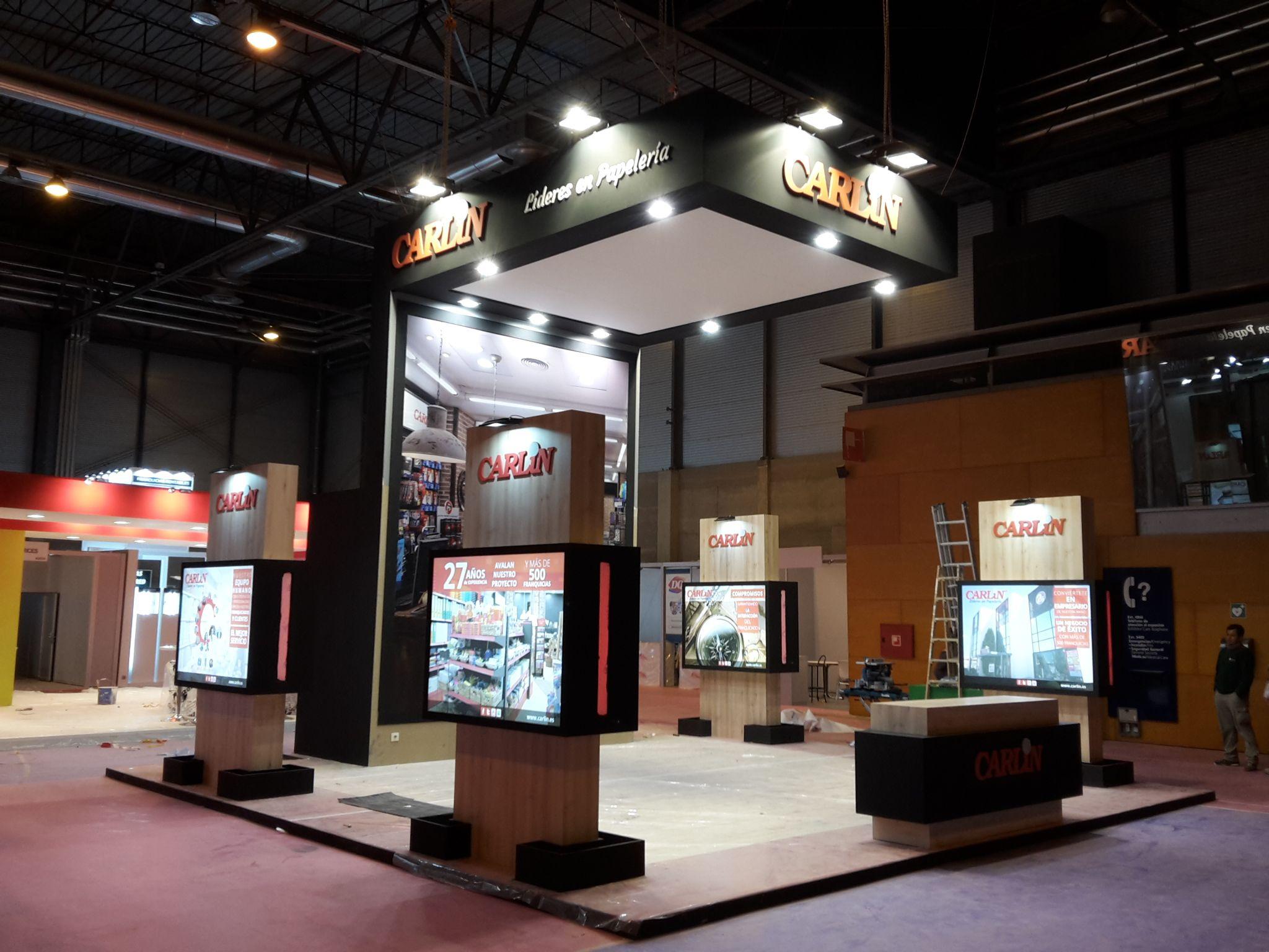 Decoraciones Expo Stands S L : Manuel prieto gp stands