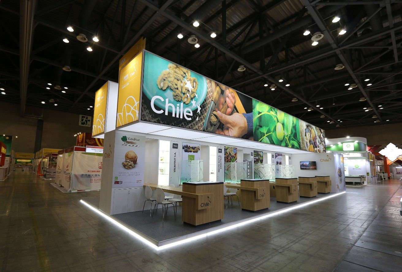 Expo Exhibition Stands News : Seoul food hotel exhibition stands in south korea