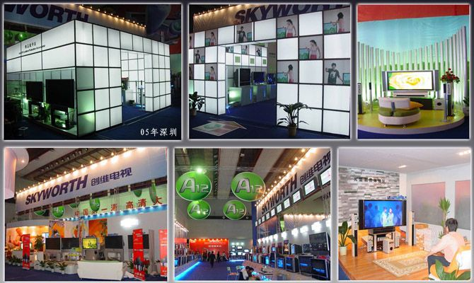 Expo Exhibition Stands Quotes : Guangzhou modur expo