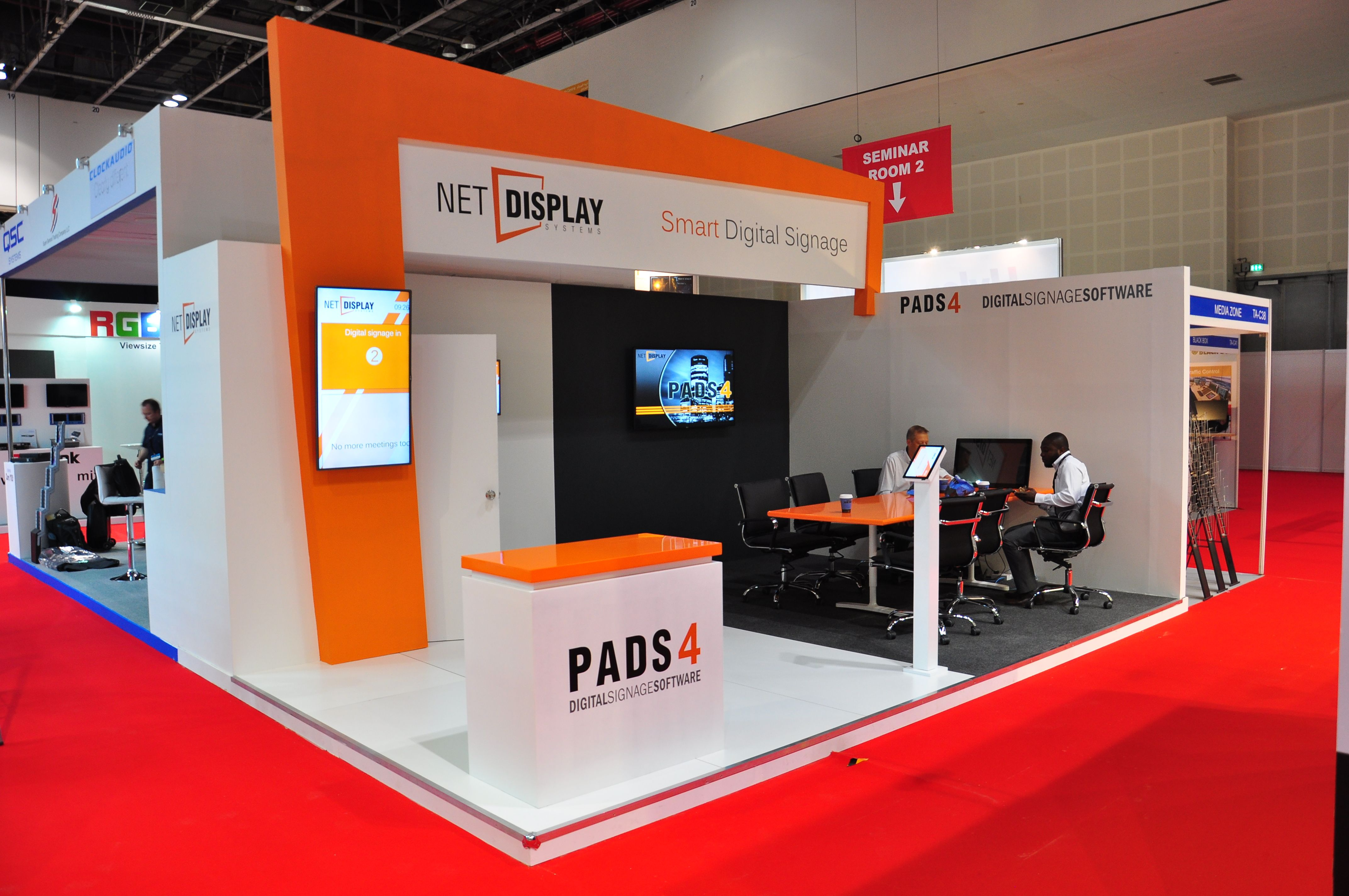Exhibition Stands And Events : Photo of stands xess exhibitions and events dubai