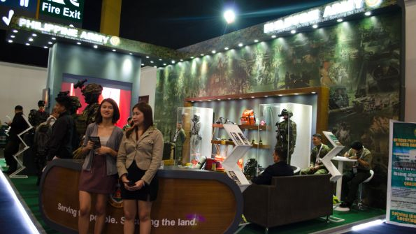 Corner Exhibition Stands Job : Exhibition stands in manila