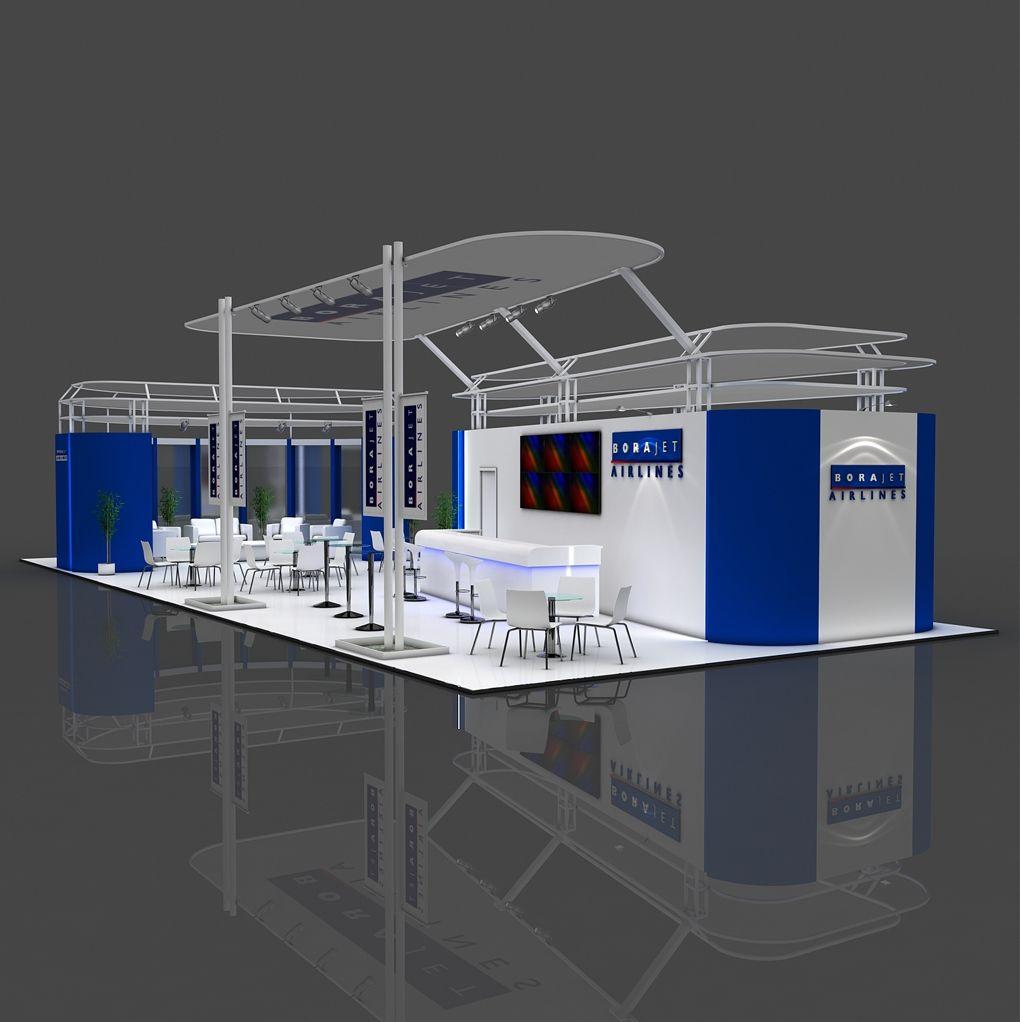 Exhibition Stand Design Devon : Setup point exhibition stand design