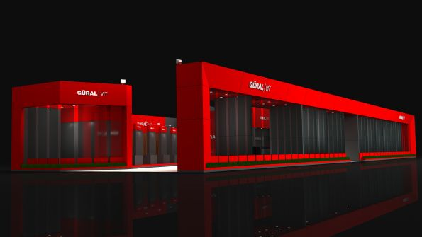 Setup Point Exhibition Stand Design