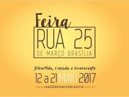 RUA 25 DE MARÇO BRASÍLIA