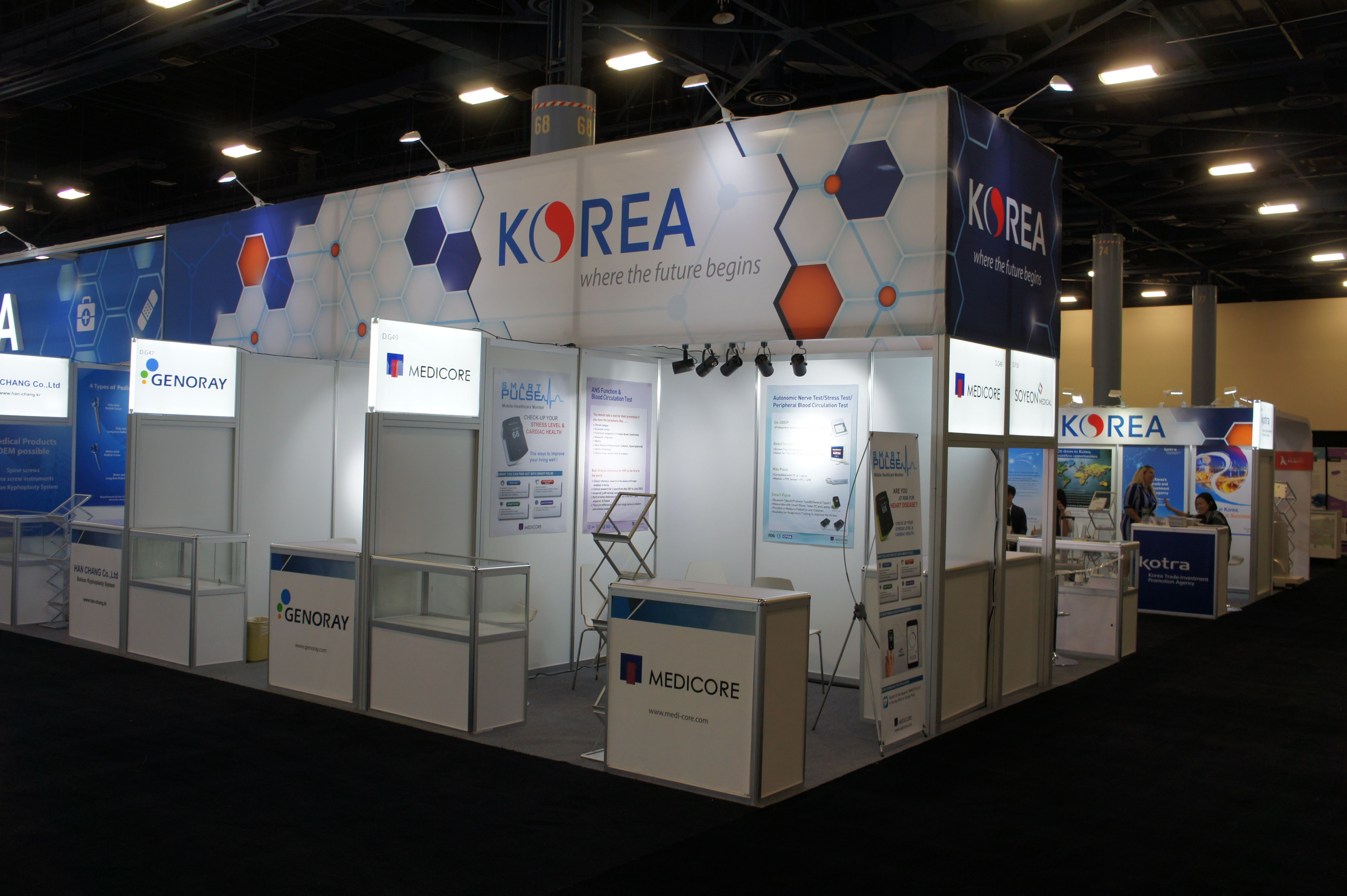 Exhibition Stand Prices : Exhibition stands in miami