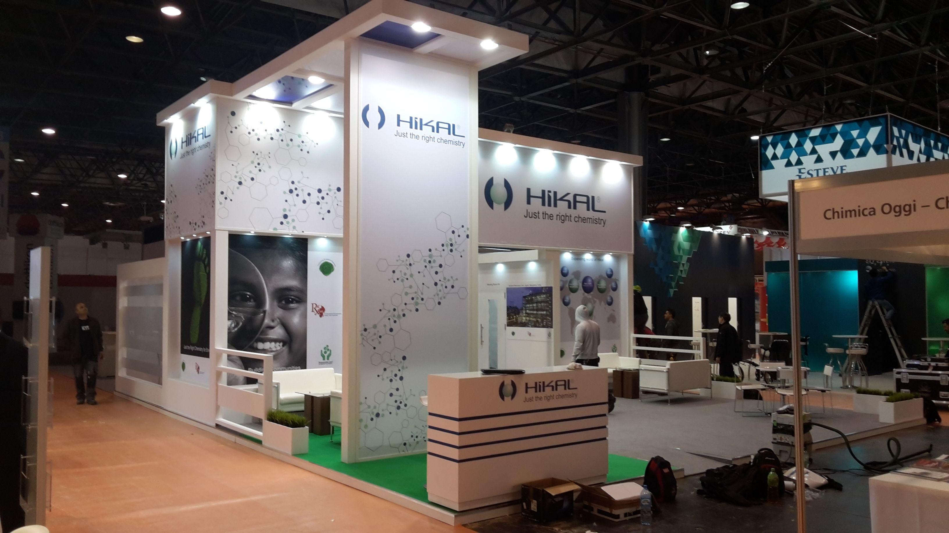 Insta Exhibition Stall Pvt Ltd : M expo