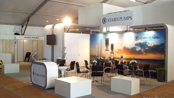Exhibition Stand Builders Poland : Stands in poland