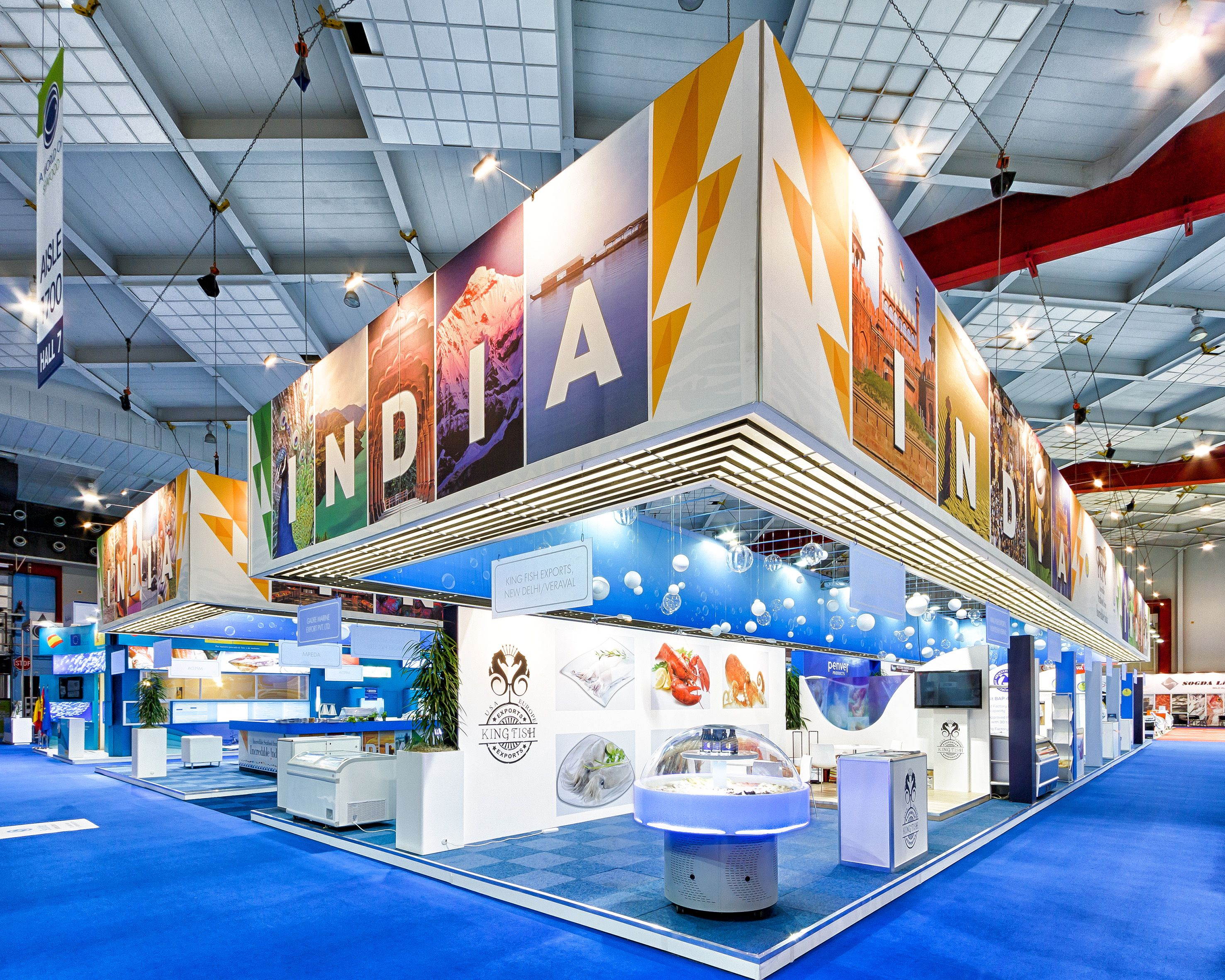 TARGET @ Seafood Expo Global 2016 in ...