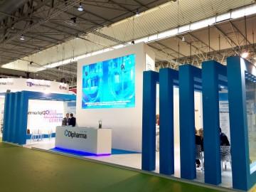 Mascom per Dipharma a CPHI 2016