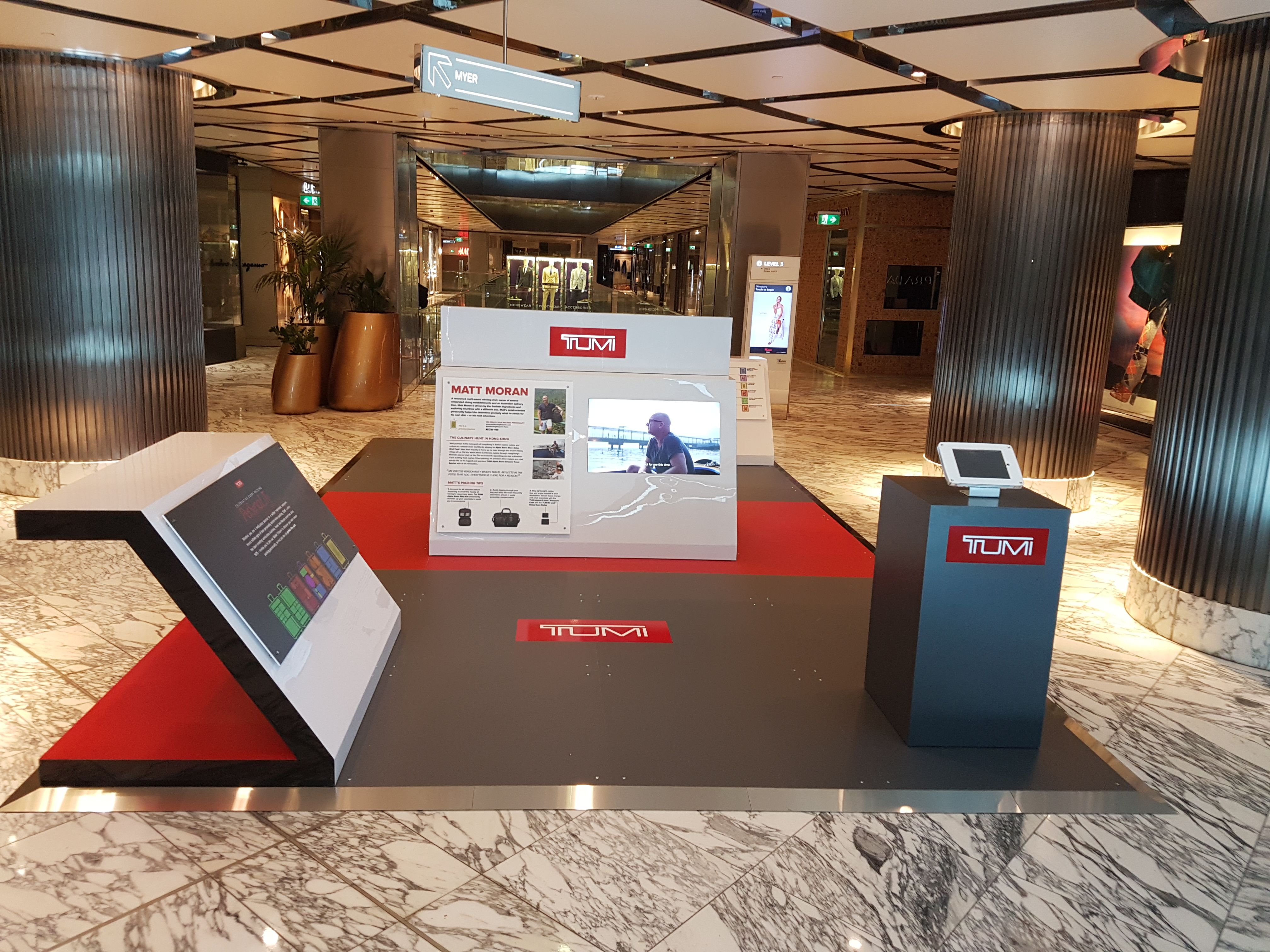 Exhibition Stand Builders Sydney : Displaywise