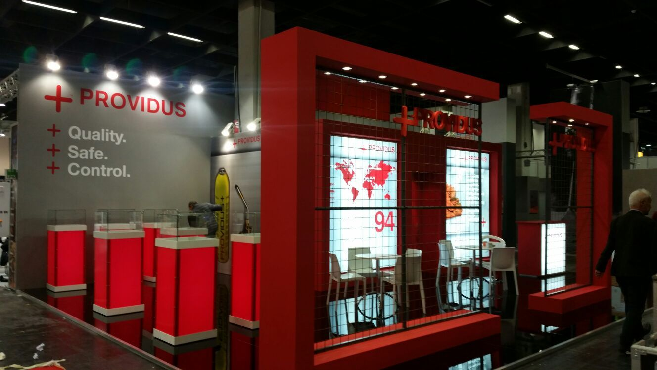 Allestimento Stands