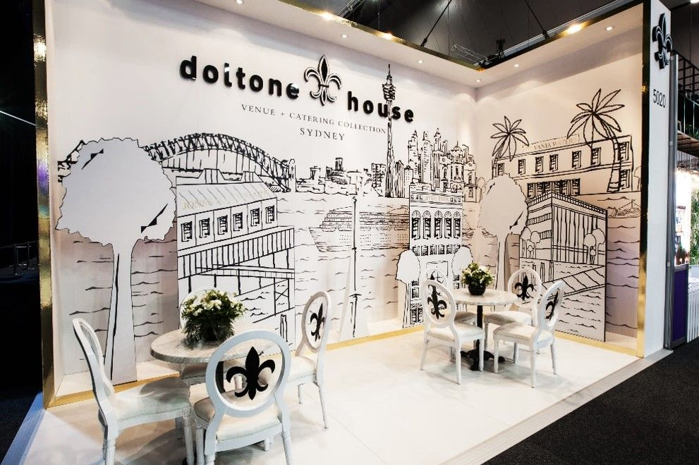 Exhibition Stand Builders Sydney : Decorative events and exhibitions