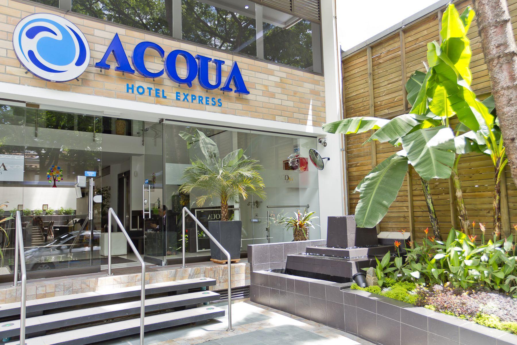 Hotel acqua express - Organisateurs de salons ...