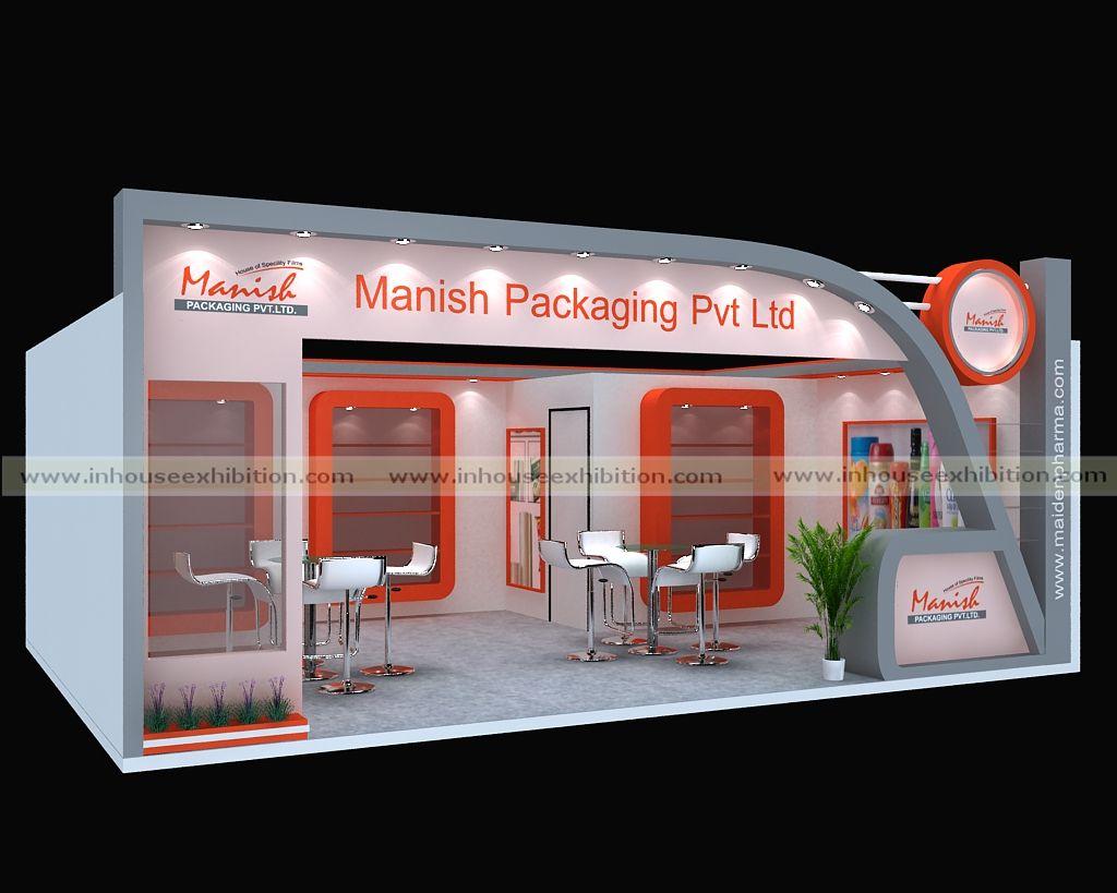 Exhibition Stall Fabricators In Goa : Inhouse exhibition