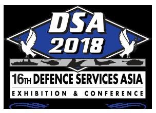 DSA Defence Show Business 2020