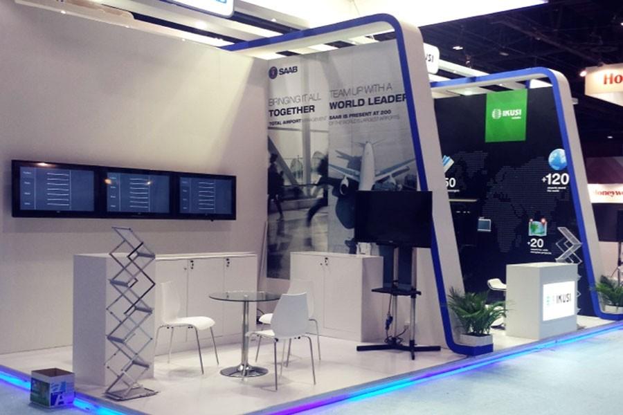 Expo Stand Emirati : Eventor