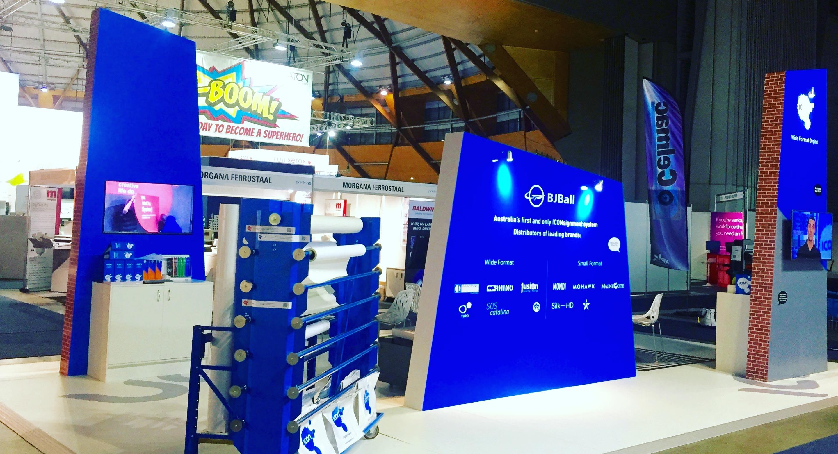 Exhibition Stand Hire Quotes : Elite projex