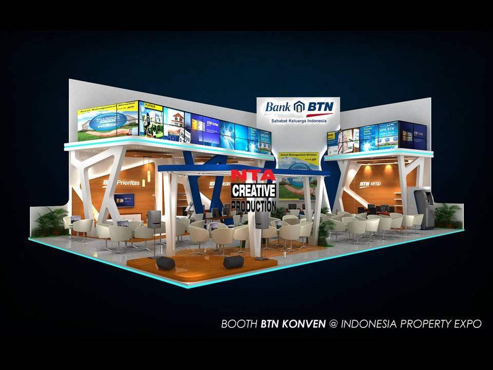 Exhibition Stand Agency : Nta creative pro jakarta