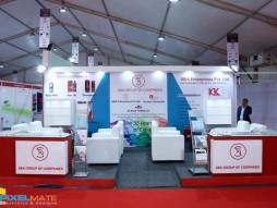 Exhibition stall design in Cochin