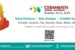 The 34th Foshan International Ceramic & Bathroom Fair - 1