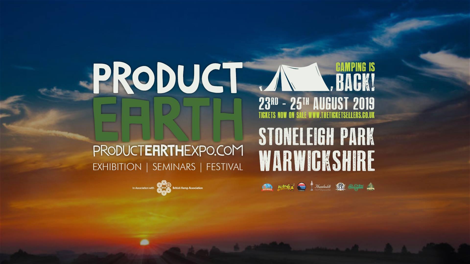 Product Earth Expo & Festival 2019