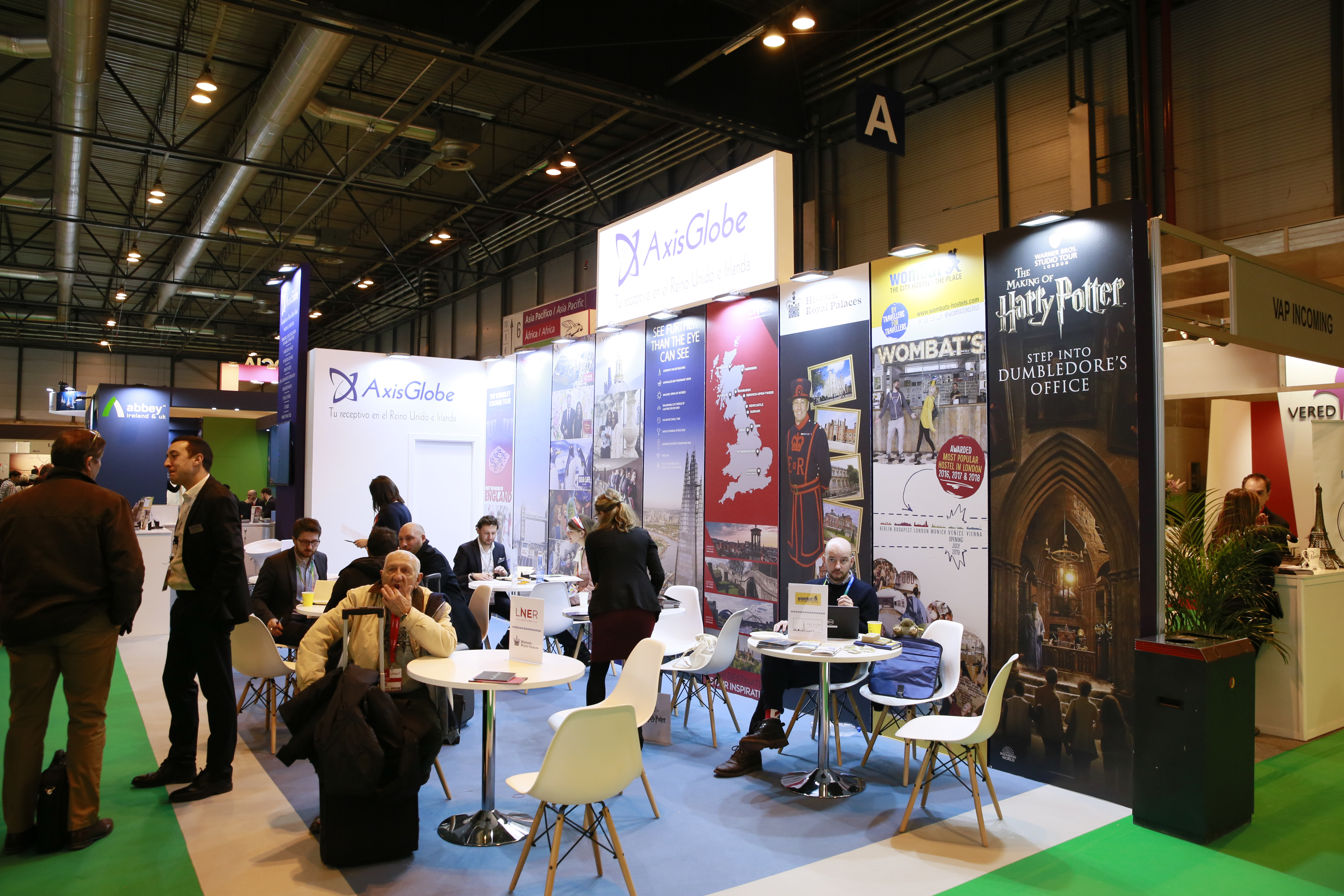 Exhibition Stand Builders Aberdeen : Masexpo booth builders