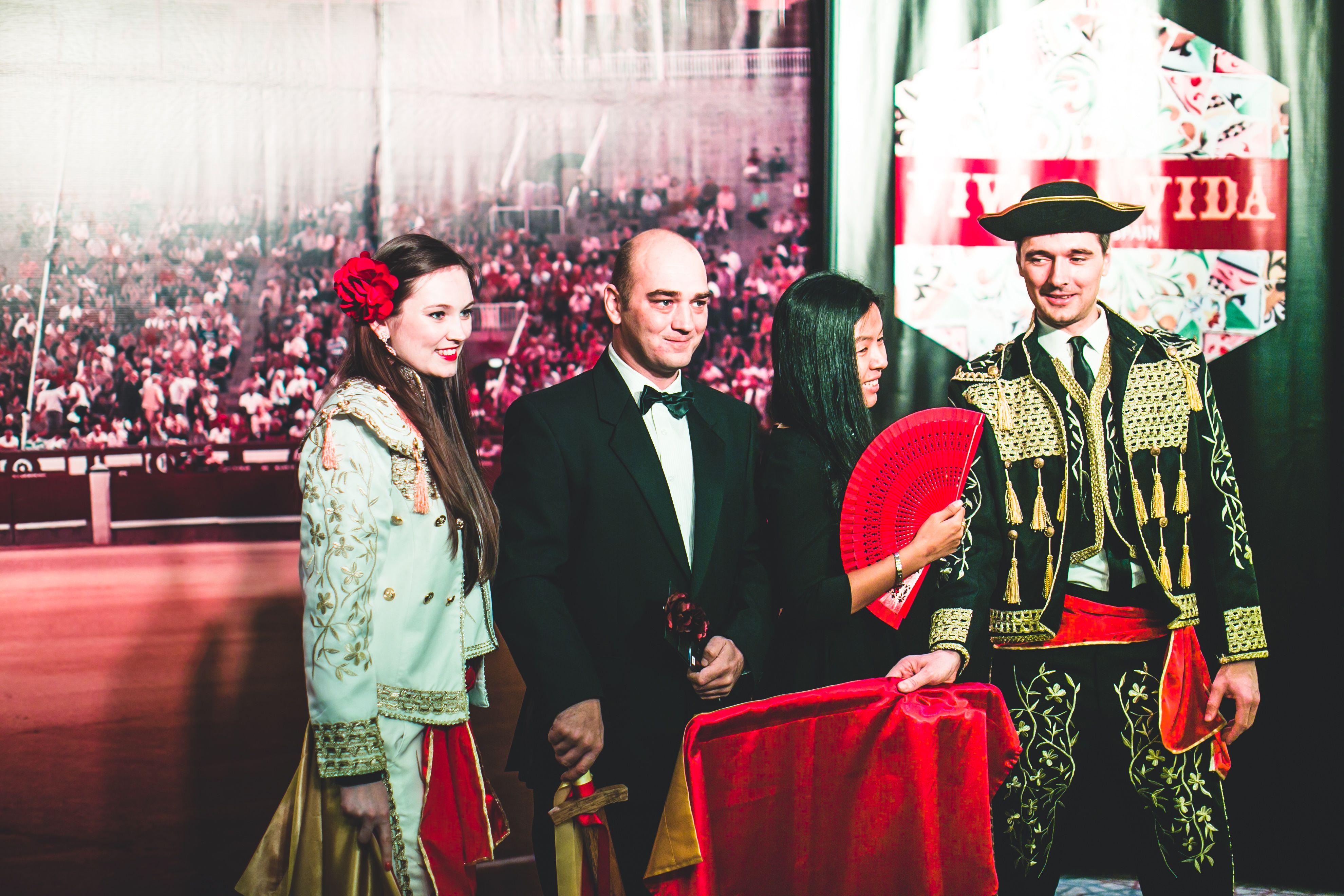 Hostesses in Shanghai