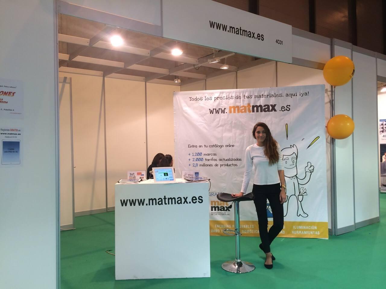 Personal para Eventos Matelec Madrid
