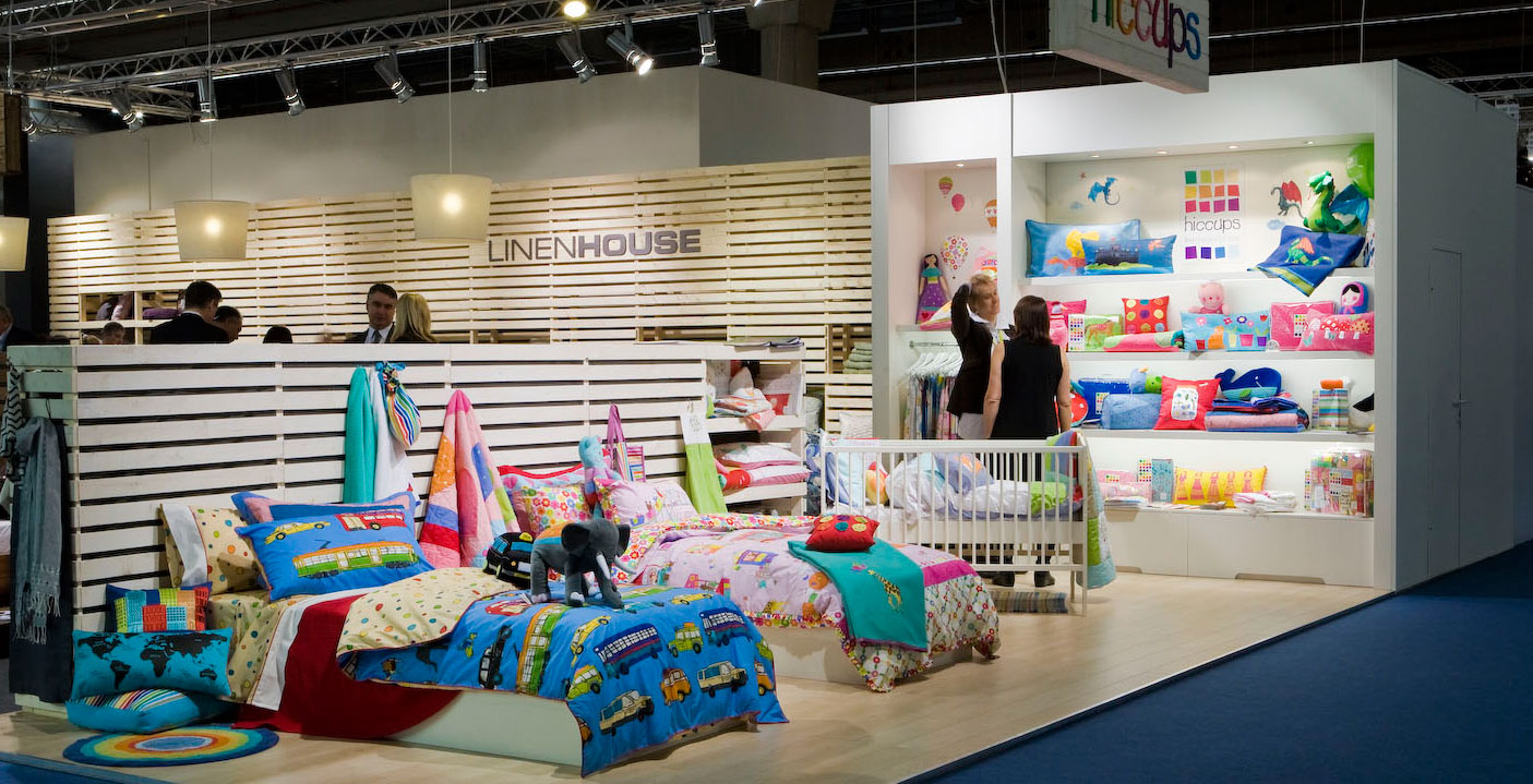 Heimtextil Exhibition Design Stand