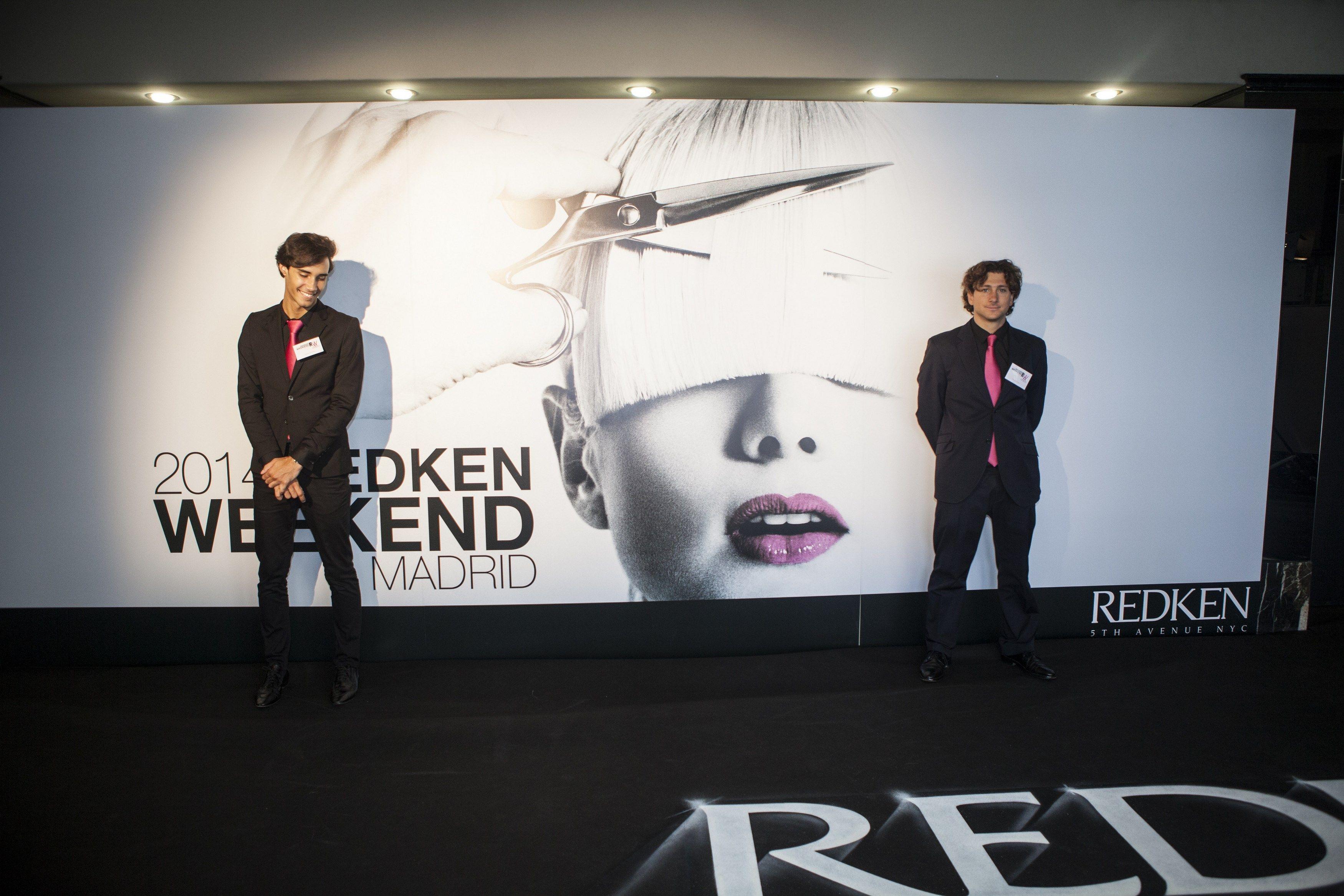 Redken Weekend en Madrid