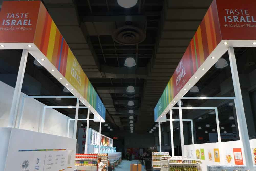 Israel Export Institute Pavilion at Fancy Food