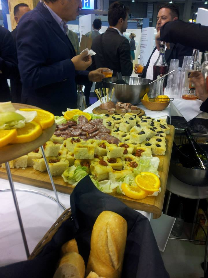 Morelli Catering Suppliers for Trade Fairs