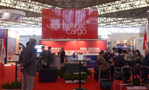 Air Cargo Stand