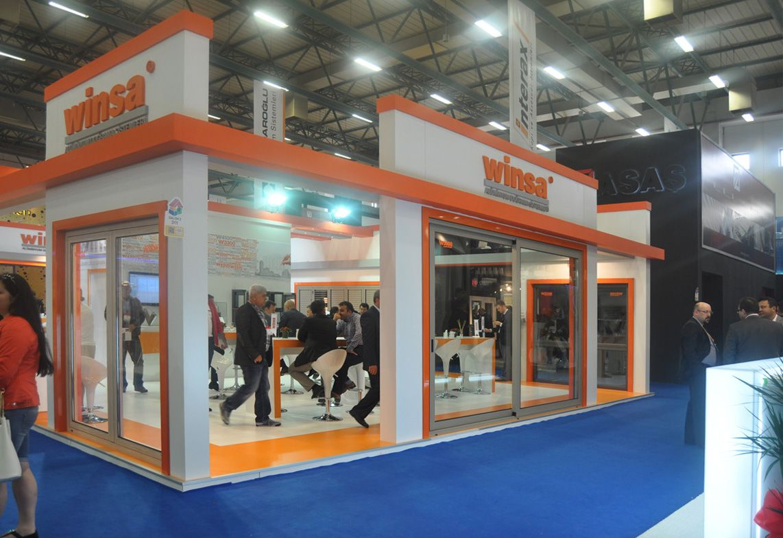 YAPI Istanbul Exhibition Design