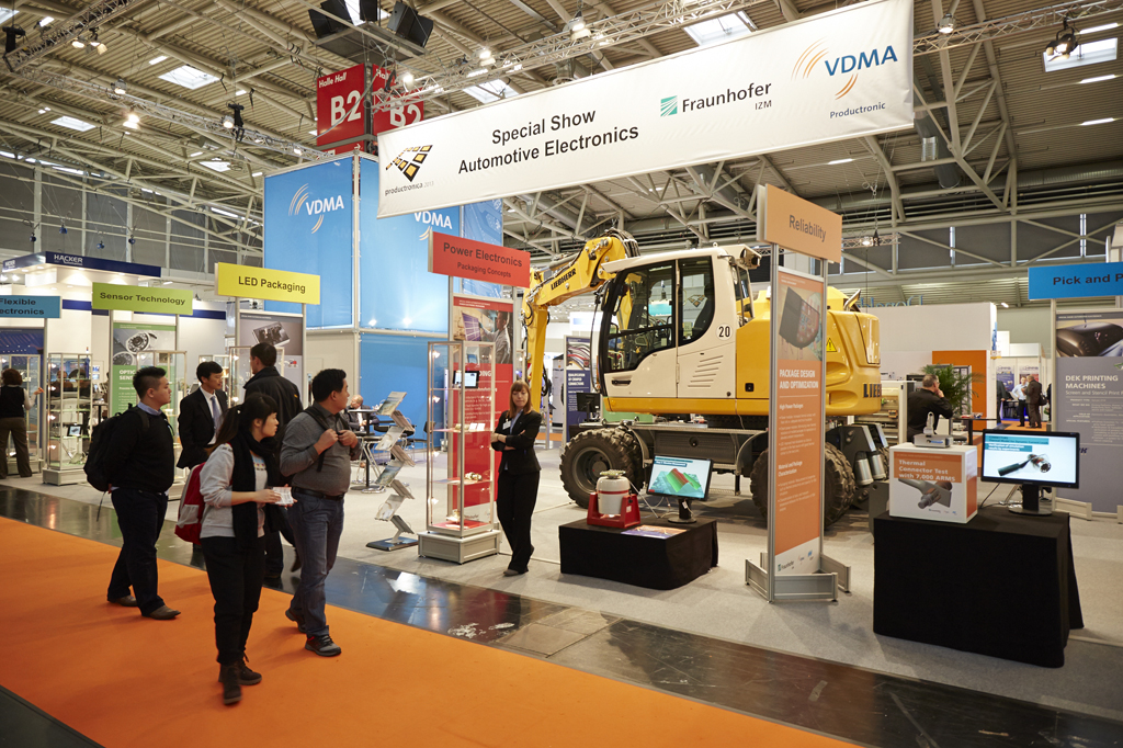 Productronica Trade Fair