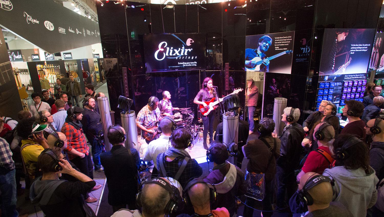 Frankfurt Musikmesse Exhibition