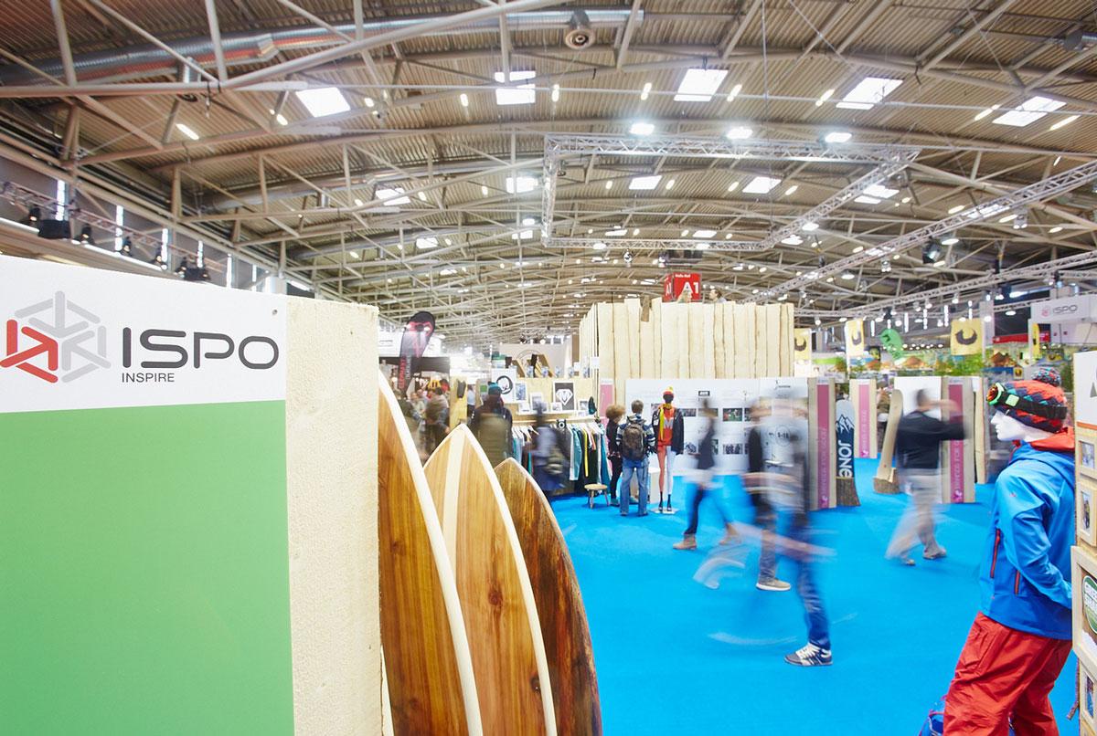 Ispo Munich Exhibition Area