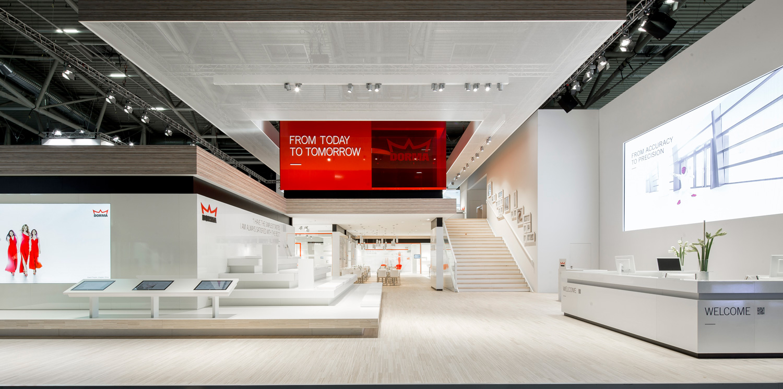 Dorma Bau Exhibition Stand