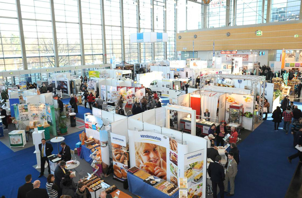 Hoga Exhibition Floor
