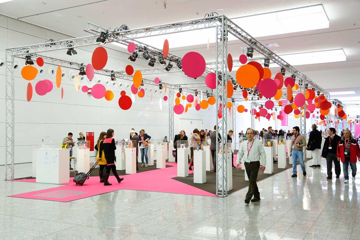 Ism Cologne Exhibition Area