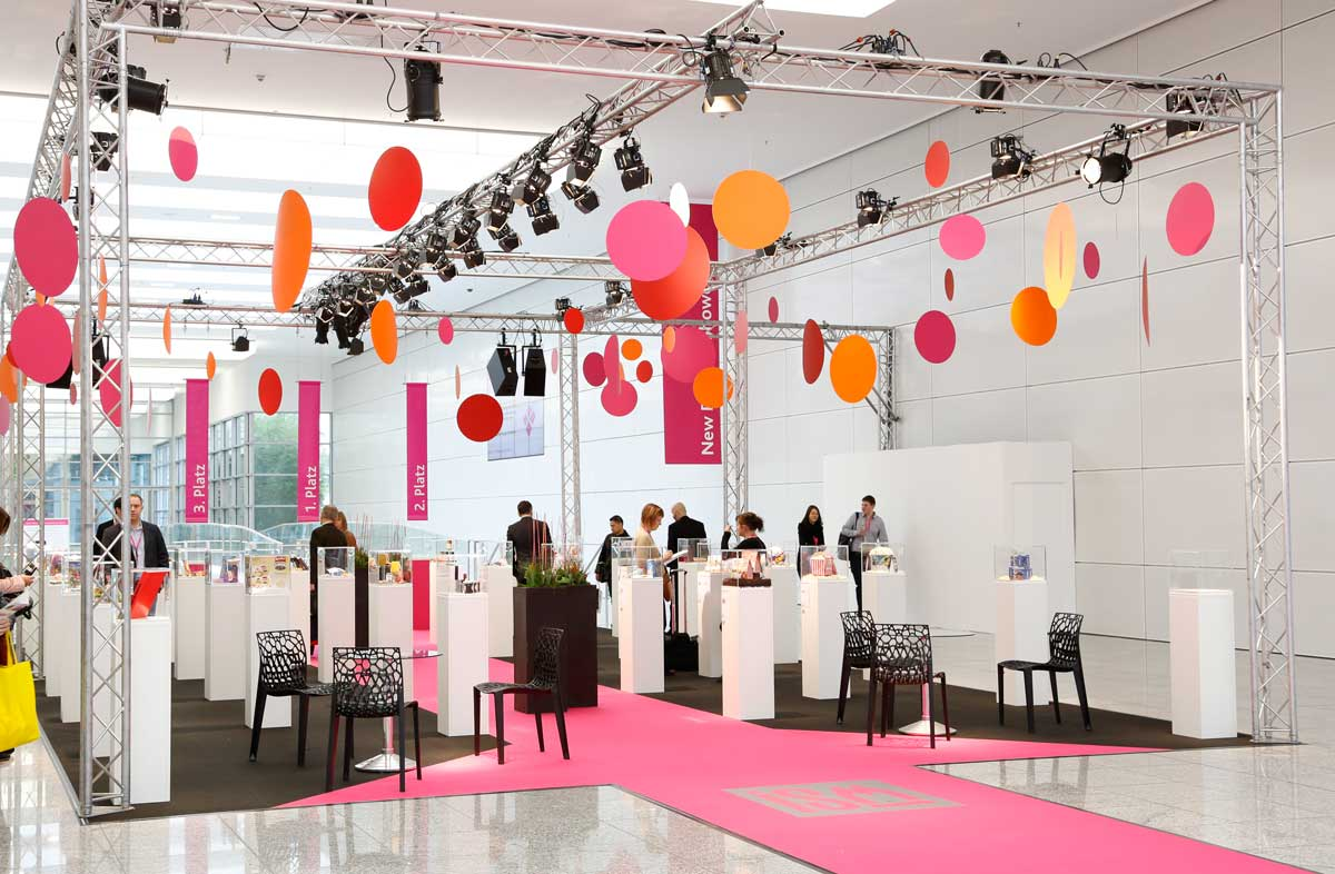Ism Cologne Stand