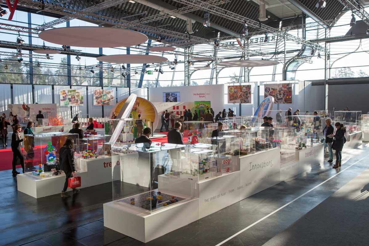 Nuremberg Toy Fair Exhibition