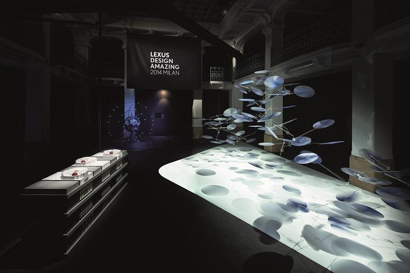Salone Del Mobile Fuorisalone Lexus 2014