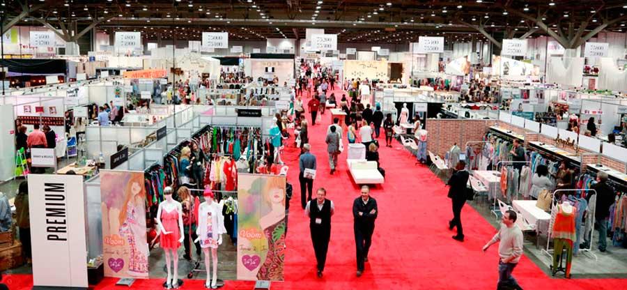 Wwd Show Exhibition Area