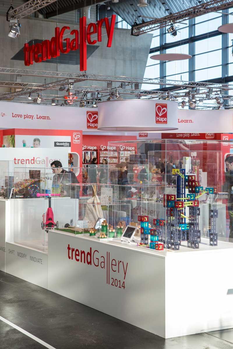 Spielwarenmesse Exhibition Design