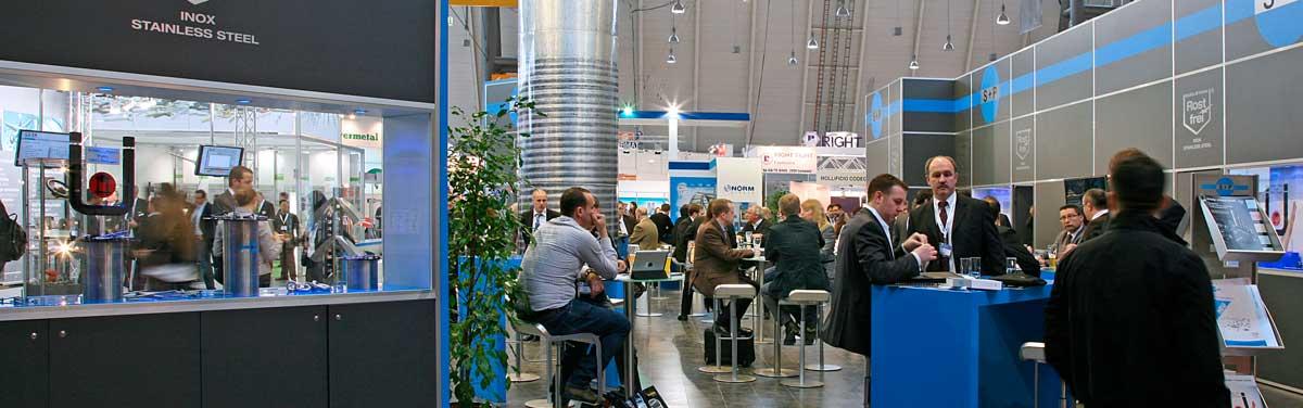 Fastener Fair Exhibition Floor