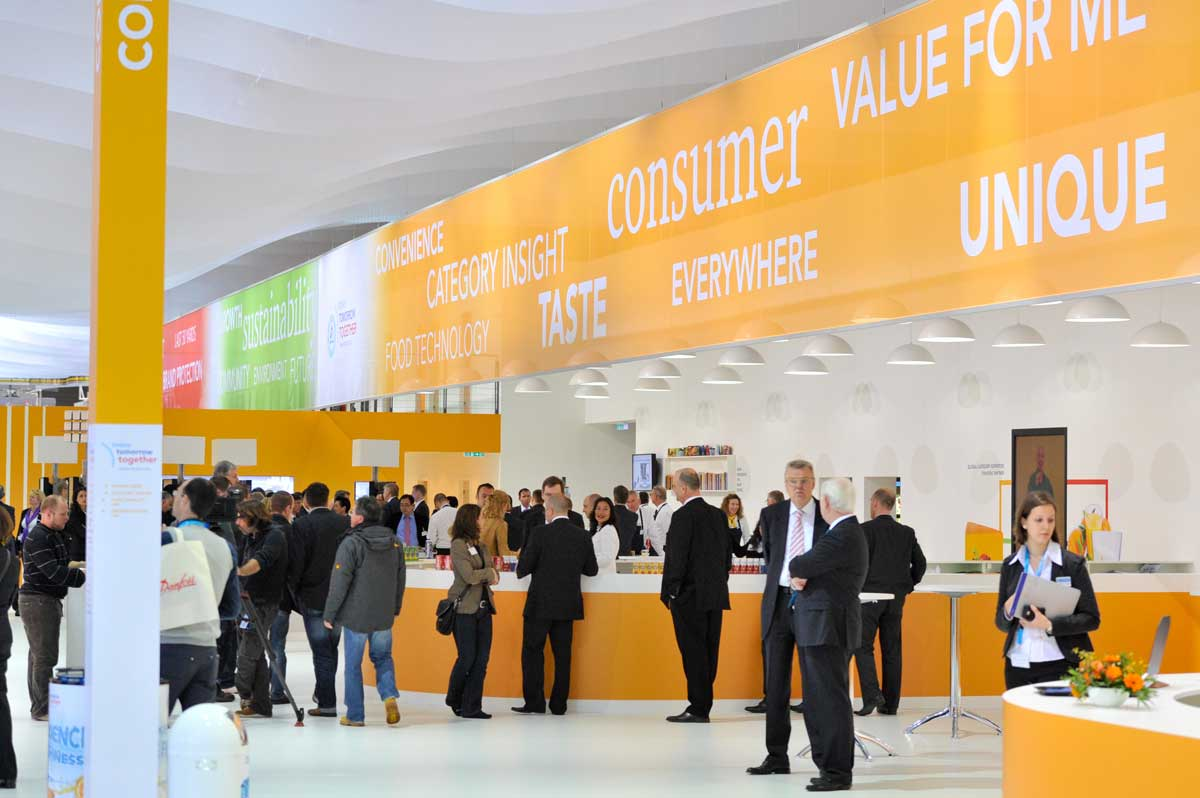 Anuga Cologne Foodtec Entrance