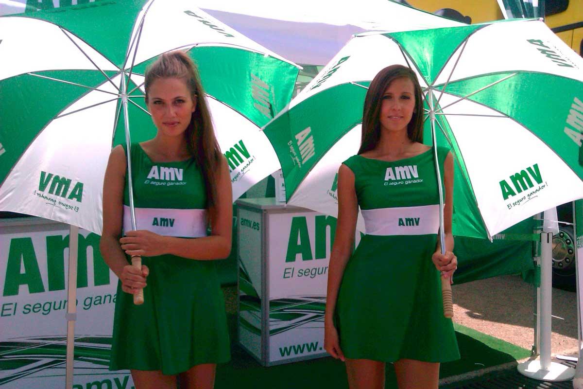 Madrid Promotional Staff