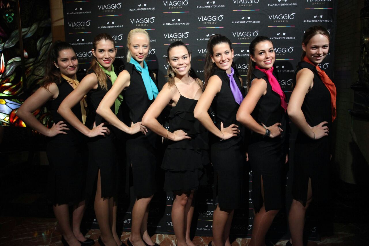 Barcelona Promotional Staff